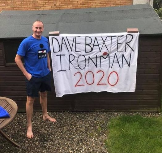 David Baxter Ironman