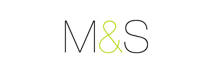 M and S Logo